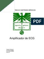 Amplificador de ECG