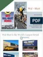 Wal –Mart