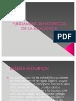 Fundamentos Historicos de La a