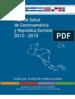 Plan de Salud de Cent Roam Eric A y Republica a 2010 -2015