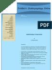 Epidemiology of Nasal Polyp