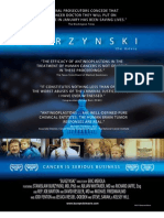 Burzynski Press Kit