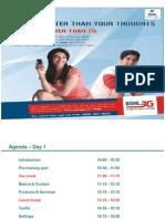 3G Training Material v21