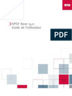 SPSS Base Users Guide 14.0