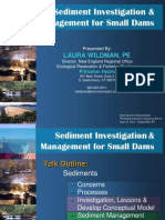Wildman - Sediment Investigation and Management