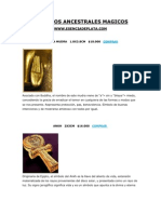 SIMBOLOS ANCESTRALES MAGICOS