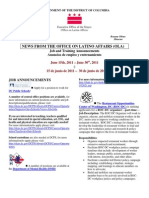 OLA Jobs Classes and Trainings 06 15 11