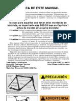 Manual Del Usuario de Bicicletas[1]