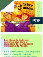 Gratuidad Libros 2011/2012 - Gobierno de Aragón