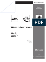 Word Writer