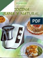 Cocina Sana y Natural