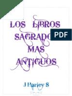 LIBROS SAGRADOS MAS ANTIGUOS