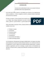02 Clima Organizacional Grupo 2 -Informe