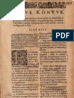 Vizsolyi Biblia 3/9 – Történelmi könyvek + Manassé imája