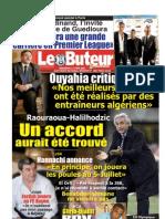 LE BUTEUR PDF du 17/06/2011