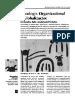 psicologia organizacional e globalização