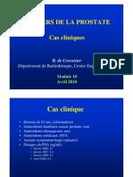 RENNES20100604091021cpiszkorcas Clinique Prostate DCEM3 2010