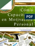 Libro Capacitación Motivacional Personal