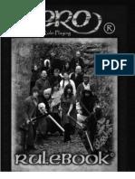 Nero LARP Rule Book (9th Edition)