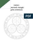 NERO Larp Formal Magic Rules (9th Edition)