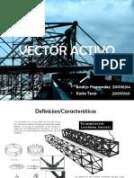 Vector Activo
