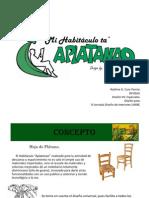 Habitaculo Aplatanao
