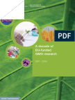 A Decade of Eu-funded Gmo Research
