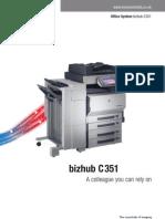 C351A Brochure