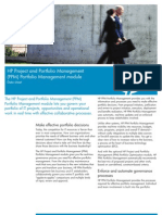 PPM Portfolio Management 2008 08