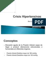 Crisis Hipertensivas1