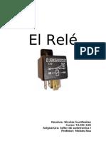 Informe Del Rele