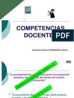 COMPETENCIAS DOCENTES  2