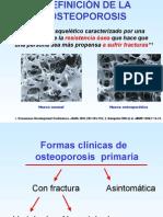 OsteoporosisDefinicionyfactoresderiesgo