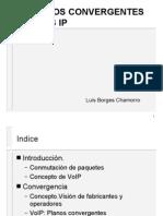 02- Servicios Convergentes Convergencia d e Redes
