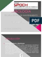 TRIBOLOGÍA_CURVA DE STRIBECK