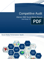 Competitive Audit Example