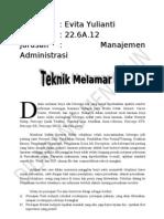 Resume Kepemimpinan