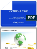 Our Network Vision