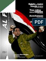 Al Filo, revista del mundo del trabajo, junio2011