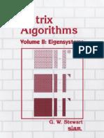 Matrix Algorithms Volume II Eigensystems~Tqw~_darksiderg