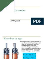 AP Physics B - Thermodynamics (1)