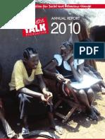 Straight Talk Foundation Annual Report, 2010