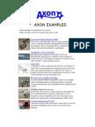 Society Robots Axon Micro Controller User Guide