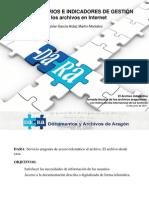 DARA - Documentos y Archivos de Aragón