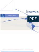 Dealwatch Monthly Reports_Apr