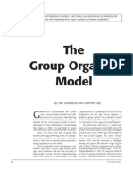 Group Organics OD Practitioiner