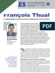François Thual - Note d'analyse géopolitique n°24