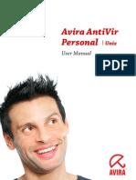 Man Avira Antivir-personal Unix En