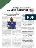 June 8, 2011 Sports Reporter