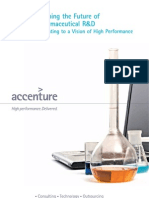 Accenture Shaping Future Pharmaceutical